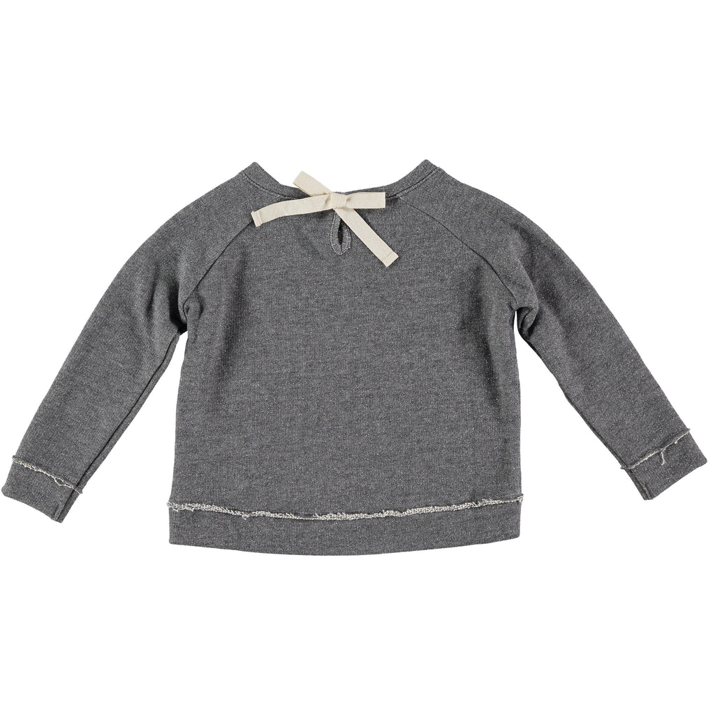 Claire Bow Back Sweater