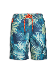 Jungle Bermuda Swim Short