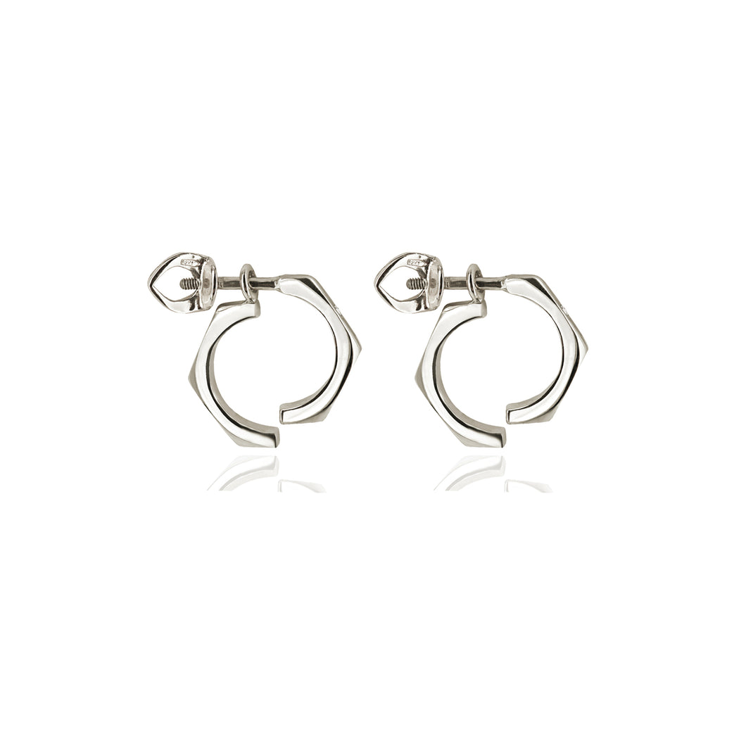 Diamond Earrings E3/BAu003