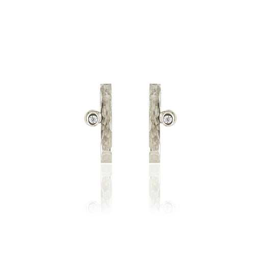 Diamond Earrings E3/BAu011