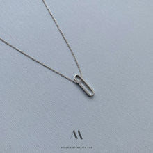 Sterling silver necklace N4/SiE03