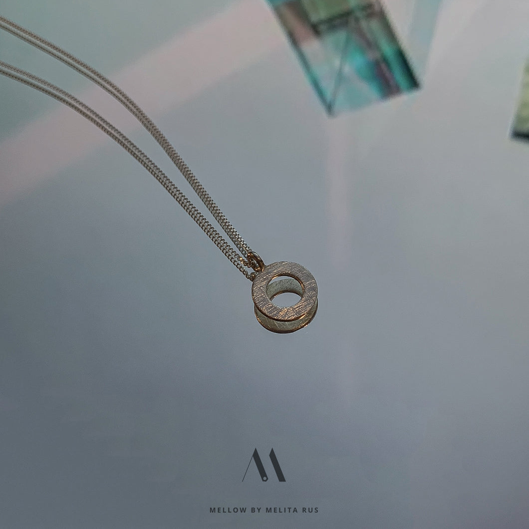 Sterling silver necklace N4/SiE22
