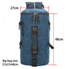 High capacity travel Backpack-MenSpring