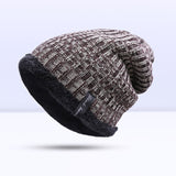 BestBuySale Skullies & Beanies Fashion Warm Winter Knitted Beanie Hat For Men -  Blue, Dark Gray,Khaki, Light Gray, Red