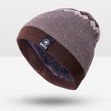 BestBuySale Skullies & Beanies Warm Fashion Winter Hat For Men  - Black,Brown,Gray,Navy,Red