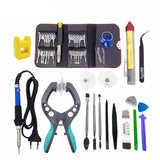 BestOnlineMobile Phone Repair Tool Sets For iPhone/Samsung - 41 in 1 Kit