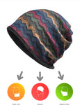 BestBuySale Skullies & Beanies Men's winter Fashion Collar Scarf/Beanie with Velvet Inside - 3 Colors