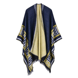BestOnlineFashion Winter Poncho Scarf - 6 Colors