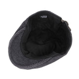 BestBuySale Beret Hat Knitted Warm Beret Hat for Men - Blue,Dark Purple,Khaki,Black