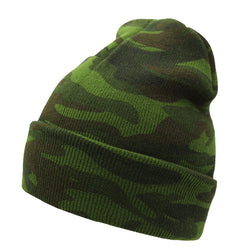 BestOnlineMen's Fashion Army Camouflage Beanie Hat