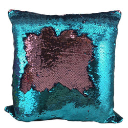 BestBuySale Cushion Covers Mermaid Sequin Cushion Cover - 40cmX40cm - 14 Colors