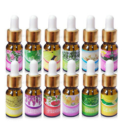 Essential OilsOnlineUSA Water-Soluble Essential Oils for Aromatherapy - Lavender,Roses,Jasmine,Ocean,Osmanthus,Lemon,Sandalwood,Peppermint,Snow lotus,Strawberry,Lily,Green tea