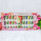 BestOnlineWater-Soluble  Essential Oils- 12 Fragrances - 36 Bottle Set