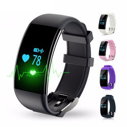 BestBuySale Smart Wristband Diggro Dfit D21 Waterproof With Heart Rate Monitor Smart Wristband Sport Tracker for Android iOS