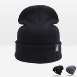 BestOnlineFashion Elastic Winter Hat For Men - Black,Gray,Beige,Navy,Red, Wine