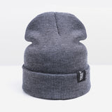 BestBuySale Skullies & Beanies Fashion Elastic Winter Hat For Men - Black,Gray,Beige,Navy,Red, Wine