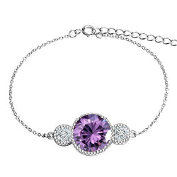 BestOnlineWomen's Fashion Bracelet With AAA Zirconia
