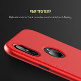 BestBuySaleBack Cover Protector Shell Phone Case for iPhone X - Black Gold,Black Grey,Black blue,Blue,Red