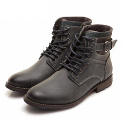 BestBuySale Men's Boots Russian Style Warm Men's Winter Boots