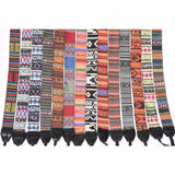BestBuySale Camera Straps Retro Style Double Cotton Yard Colorful Pattern Camera Shoulder Neck Sling Hand Strap Belt