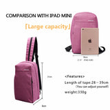 BestBuySaleAnti Theft Fashion Multifunctional Women's Pink Backpack