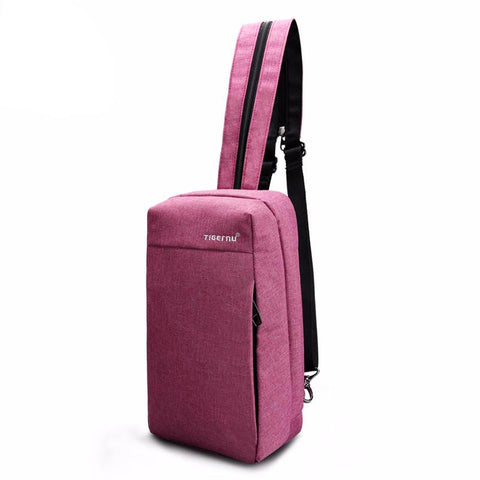 BestOnlineAnti Theft Fashion Multifunctional Women's Pink Backpack