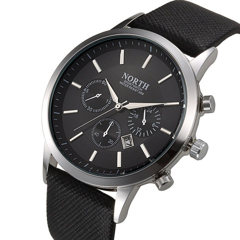 BestOnlineNORTH Brand Mens Watches