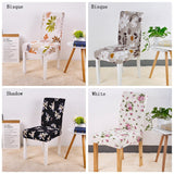BestBuySale Chair Covers Elastic Printed Pattern Chair Cover - 24 Designs
