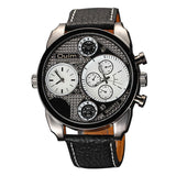 BestOnlineOulm Watches Male Quartz-Watch