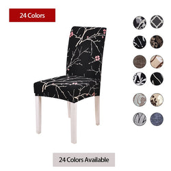 BestBuySale Chair Covers Spandex Removable Chair Cover for Party Banquet Wedding Restaurant - 24 Colors