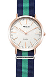 BestBuySale Watch KEZZI Brand Women Nylon Strap Watches