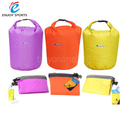 BestOnlineNew Portable 20L 40L 70L Waterproof Bag Storage Dry Bag for Canoe Kayak Rafting Sports Outdoor Camping Equipment Travel Kit