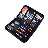 BestOnline40Pcs Accessories  Sewing Tool Set Crochet Hooks Needles Stitches Knitting + Case