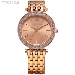 BestBuySale Watch TAYLOR COLE Dress Wristwatches Fashion Luxury watches