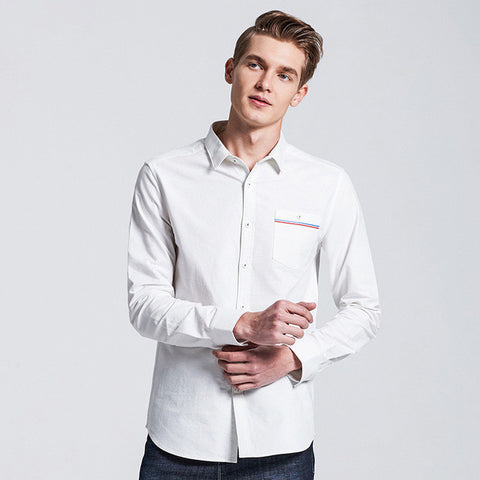 BestBuySale Casual Shirts Pioneer Camp Long sleeve Casual Shirt For Men