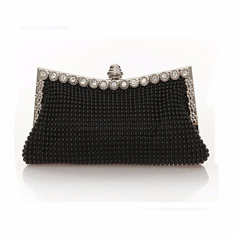 BestBuySaleWomen's Evening Bag Clutch Austrian Diamond Aluminium Shinestone