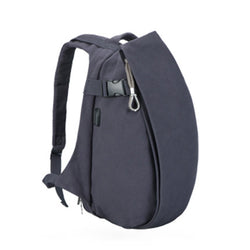 BestOnlineRetro Style USB Design Canvas Backpack High Capacity Travel/School Backpack For Men and Women