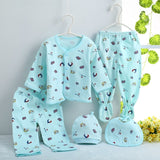 BestBuySaleNewborn clothing Fashion Baby Boys Clothing Sets set 7pieces & 5 pieces clothes for 0-3M