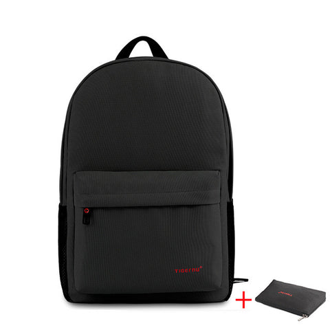 BestOnlineStylish Fashion Teens USB charging School Backpack  With Laptop Pocket + Free Gift
