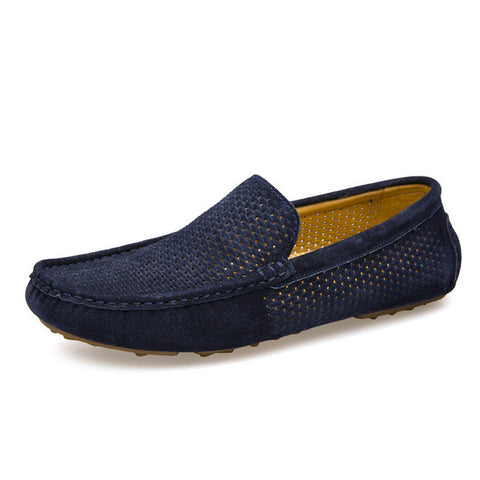 BestOnlineMen's Summer Fashion Loafers - Blue,Khaki,Gray