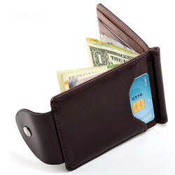 BestBuySale Wallets Men's Money Clips Wallet