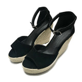 BestOnlineComfortable Wedge High Platform Open Toe Women Sandals