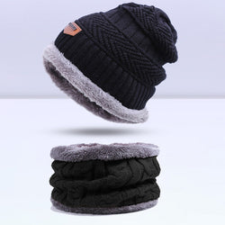 Skullies & BeaniesOnlineUSA Fashion Knitted Warm Skullies Beanies Winter Hat for Men - 6 Colour