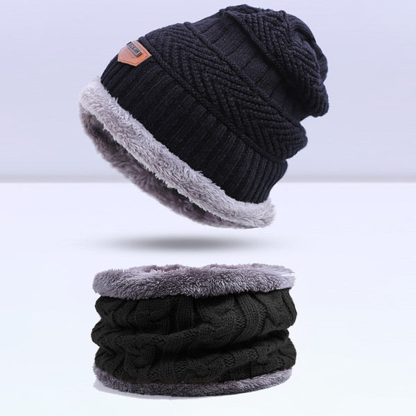 BestOnlineFashion Knitted Warm Skullies Beanies Winter Hat for Men - 6 Colour