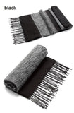 BestOnlineMen's Warm Cashmere/Wool Winter scarves - 6 Colours