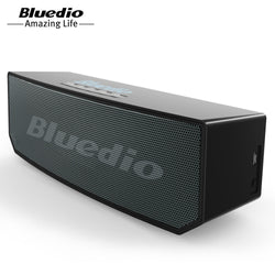BestOnlineBluedio BS-5 Portable Mini Bluetooth Speaker - 3D surround Effect