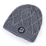 BestOnlineSkullies Beanies 2017 - Winter Knitted Hats For Men  - Black,Grey,Red,Yellow