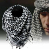 BestBuySale Scarves 100% Cotton Tactical Arab Scarves For Men - 7 Colours