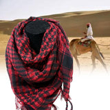BestOnline100% Cotton Tactical Arab Scarves For Men - 7 Colours
