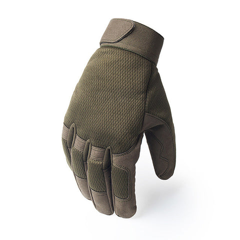 BestBuySale Gloves & Mittens Breathable Multicam Camouflage Tactical Finger Gloves